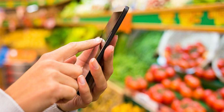 Alimentación en el comercio electrónico
