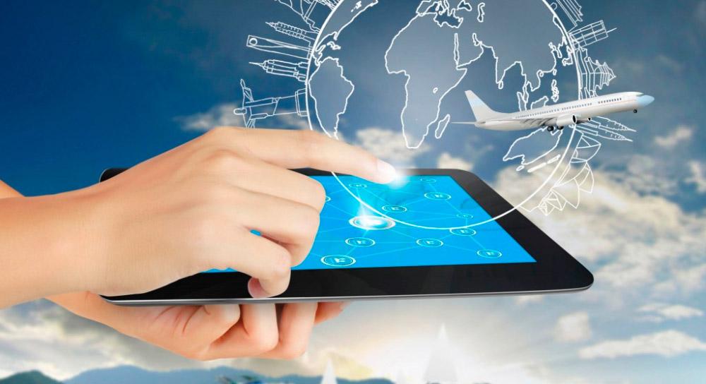 Negocios de viajes en E-commerce
