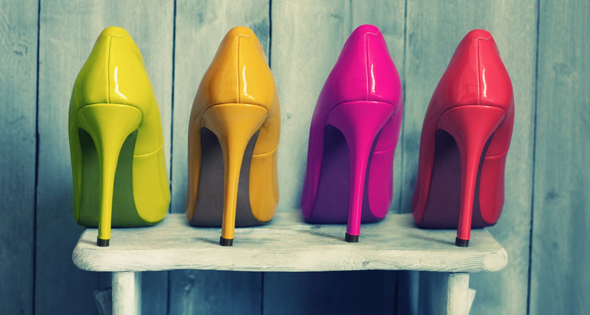 Venta de calzado online, sector de negocio en auge