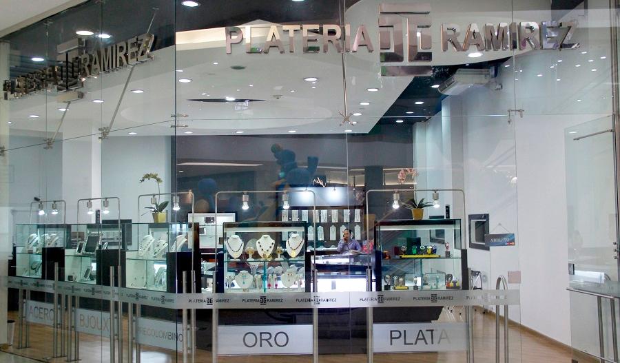 Triunfar en el sector de las joyas, historia de la Platería Ramirez