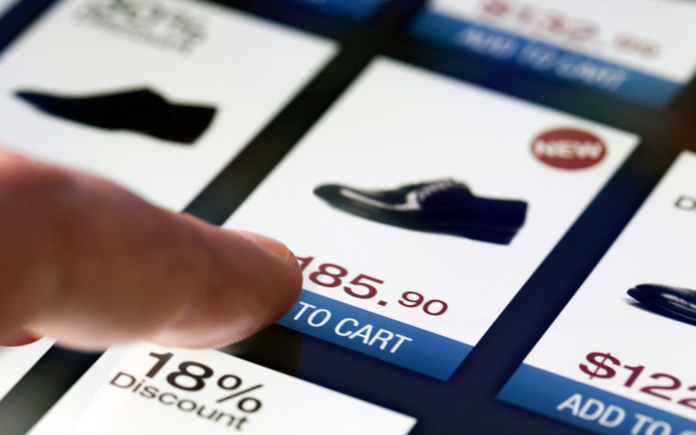 Compras en tienda online