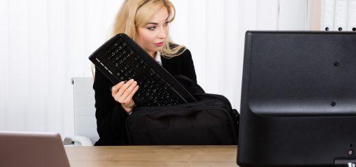 ¿Cómo prevenir el robo por parte de un empleado?