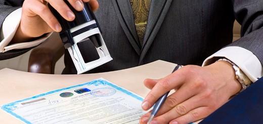 Datos necesarios en un sello de empresa o autónomo