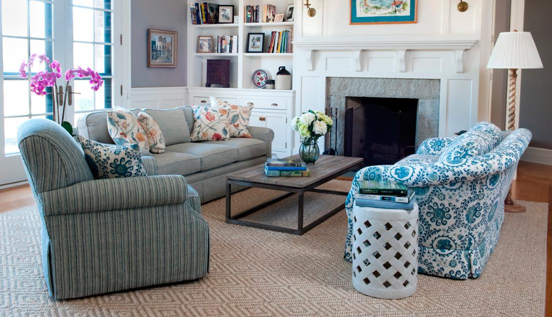 Renovar tu salón es más fácil de lo que pensabas